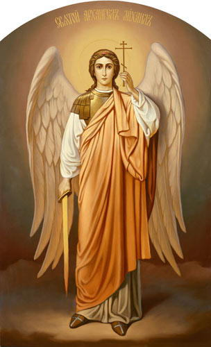Молитва Архистратигу Михаилу на Михайлов день 21 ноября