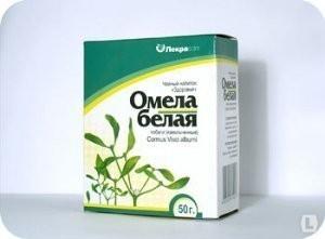 Лекарственное растение омела белая отличный жиросжигатель для.