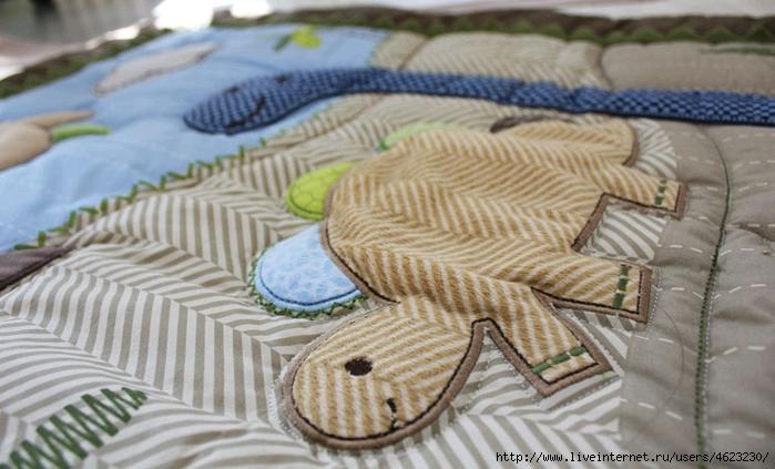 Как сшить одеяло размер 685