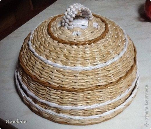 Торсион-папье или папье-вабоско из газет. Самые красивые работы в сети (51) (520x446, 144Kb)