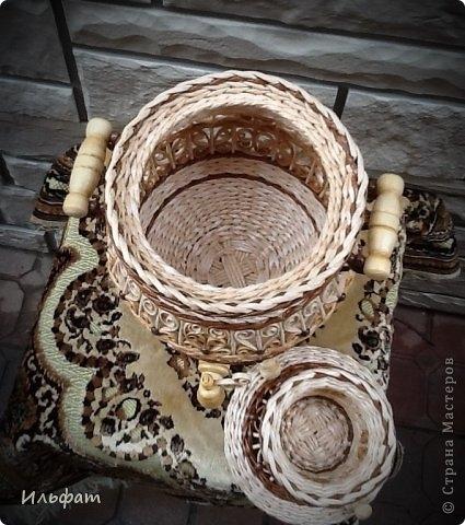 Торсион-папье или папье-вабоско из газет. Самые красивые работы в сети (71) (425x480, 147Kb)