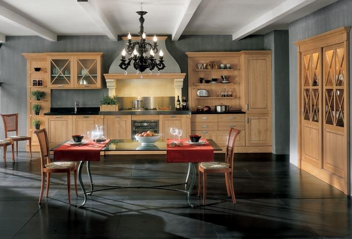 оформление кухни фото