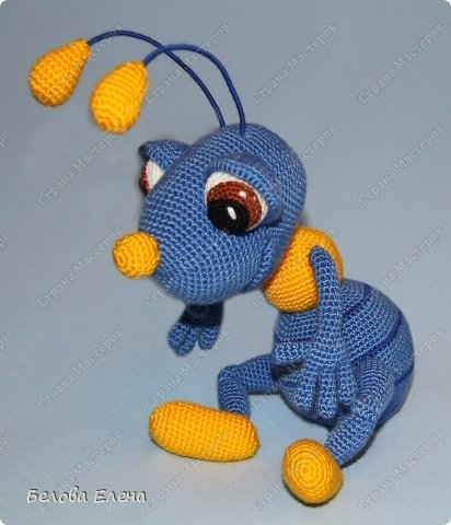 схемы вязания игрушек страна мастеров