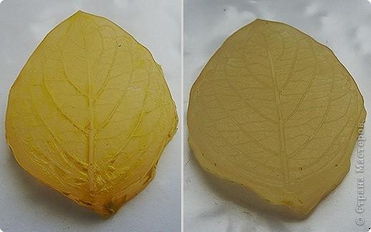 Розы из холодного фарфора и как сделать молды для лепки листьев (15) (520x325, 109Kb)