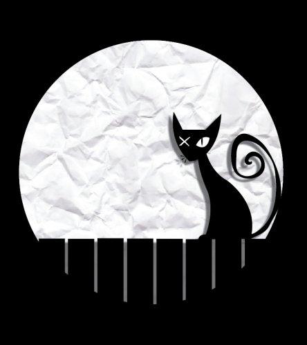 Черной кошки нет опасней для натуры суеверной...
