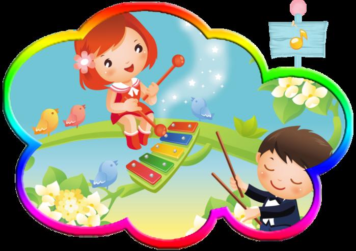 Картинки для оформления для центров в детском саду
