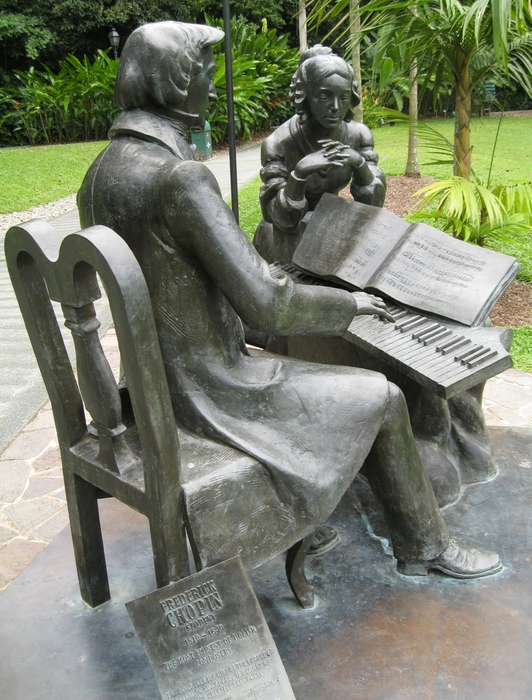 Frederick Chopin at the Symphony Lake in Singapore Botanic Gardens - Tutt'Art@ -  (3) (532x700, 320Kb)