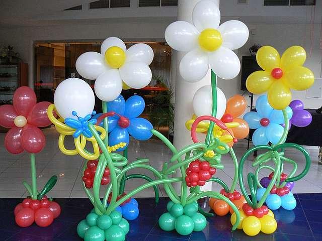 Организация праздников и мероприятий в Саратове. Украшение шарами