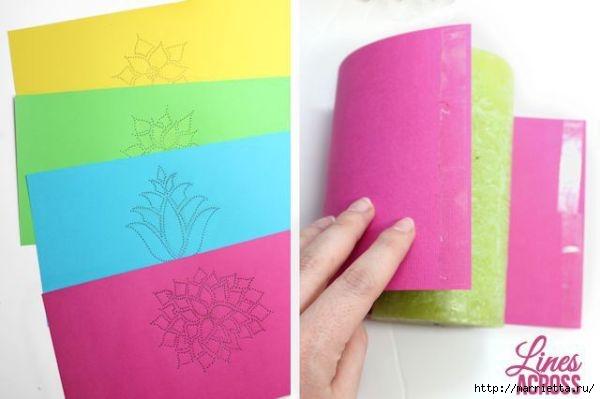 Бумажные фонарики своими руками (2) (600x399, 82Kb)