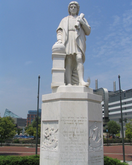 10 baltimore_maryland_statue (560x700, 361Kb)