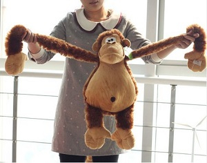 King-Kong-gorilla-monkey-plush-toy-doll-birthday-gift-long-arm-hanging-monkey-jungle-font-b1СЃ (300x236, 67Kb)