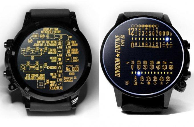 необычные часы - Самое интересное в блогах 5847bf8b591