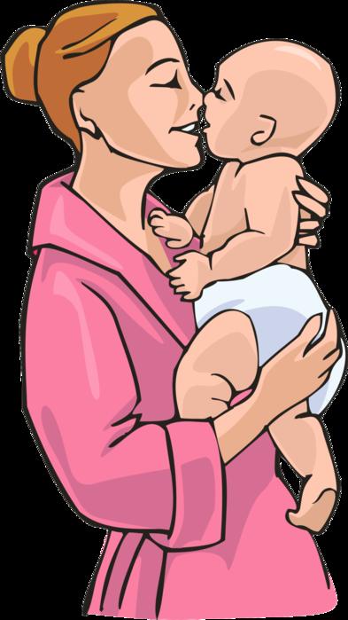 Картинка, картинка мама с ребенком анимация