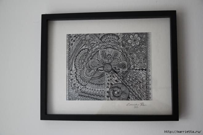 Зентагл - создаем панно и открытки ручной работы (1) (660x440, 96Kb)