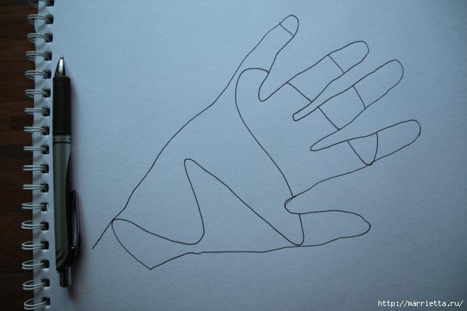 Зентагл - создаем панно и открытки ручной работы (7) (660x440, 99Kb)