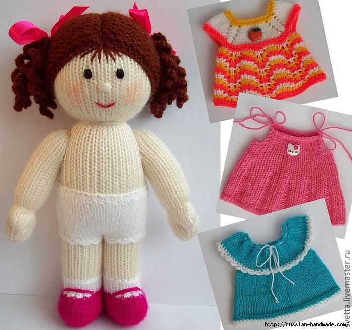 В чем преимущества вязаных кукол: Дневник группы «ВЯЗАНЫЕ ...