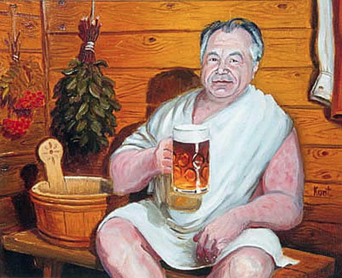 Надписью, баня пиво прикольные картинки