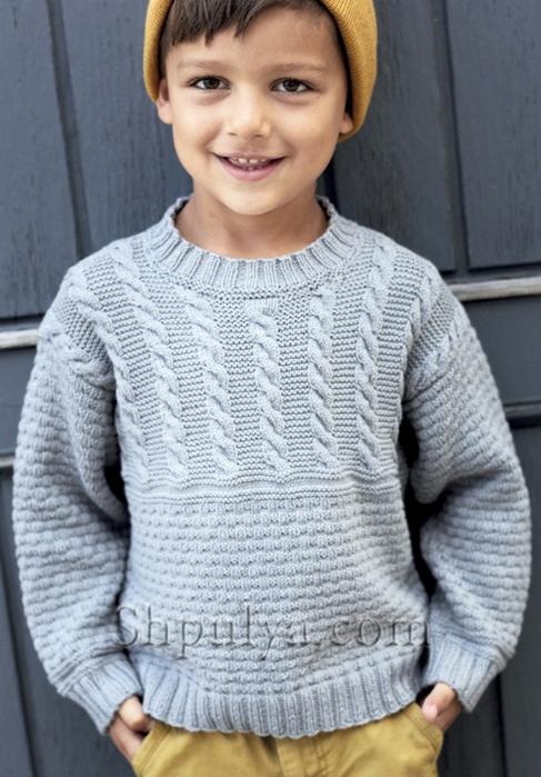 Вязание для детей детям спицами - Pinterest