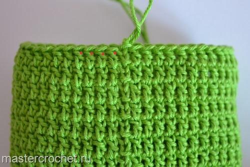 уроки мастерства крючок круговое вязание крючком чтобы шов