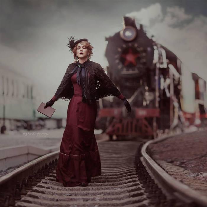 Фото вагона св поезда осетия внутри слышал