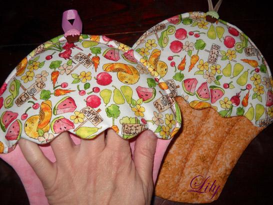 Прихватки шить своими руками 72