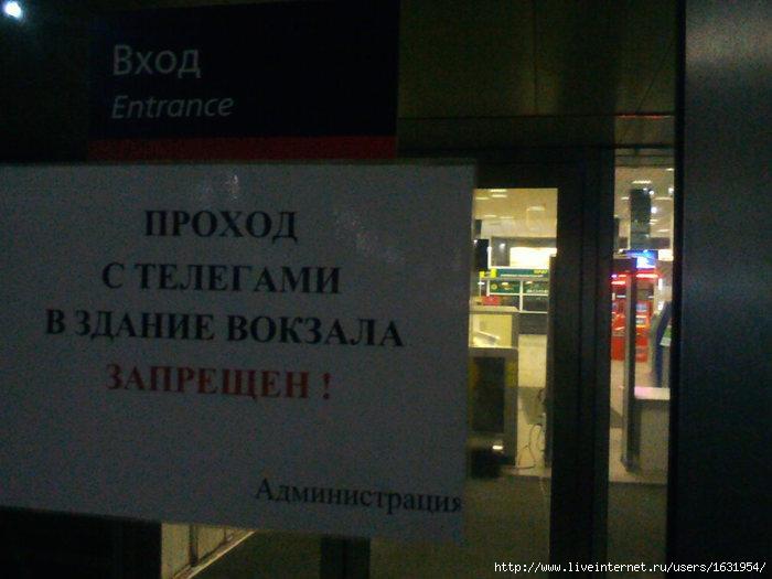 Интим на вокзалах специалист