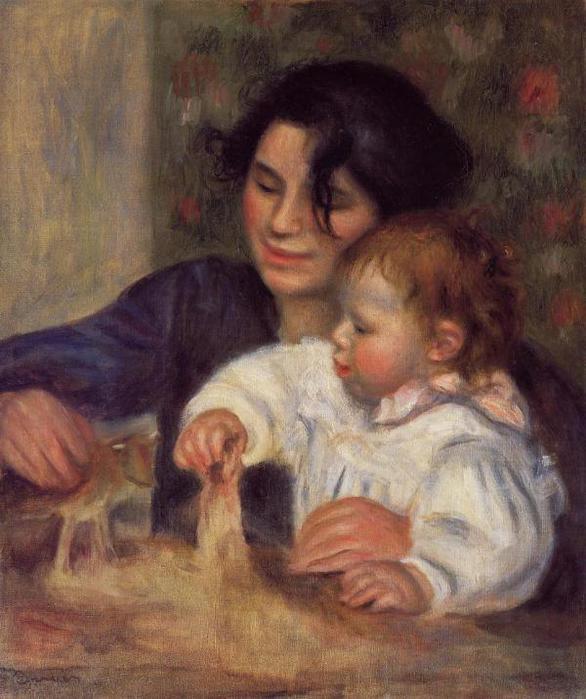 Gabrielle and Jean - 1895. (586x700, 56Kb)