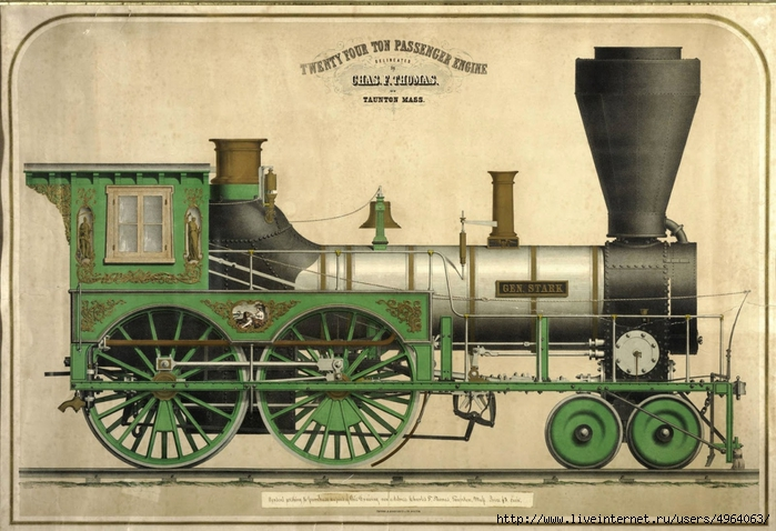 4964063_Twenty_Four_Ton_Passenger_Engine_Gen__Stark_delineated_by_Chas_F_Thomas_of_Taunton_Mass_ (700x478, 280Kb)