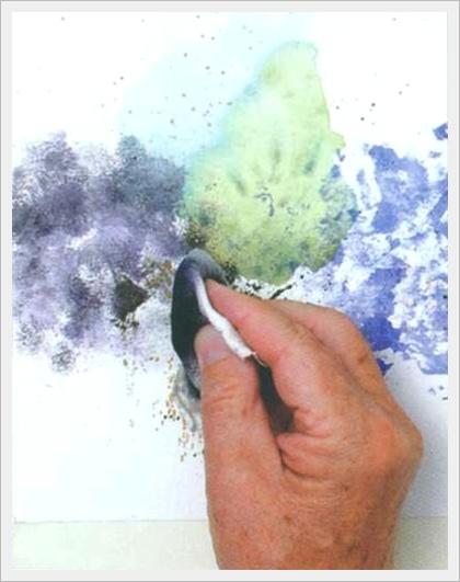 как очистить фотографию от рисунка кистью уникальные приёмы идеи