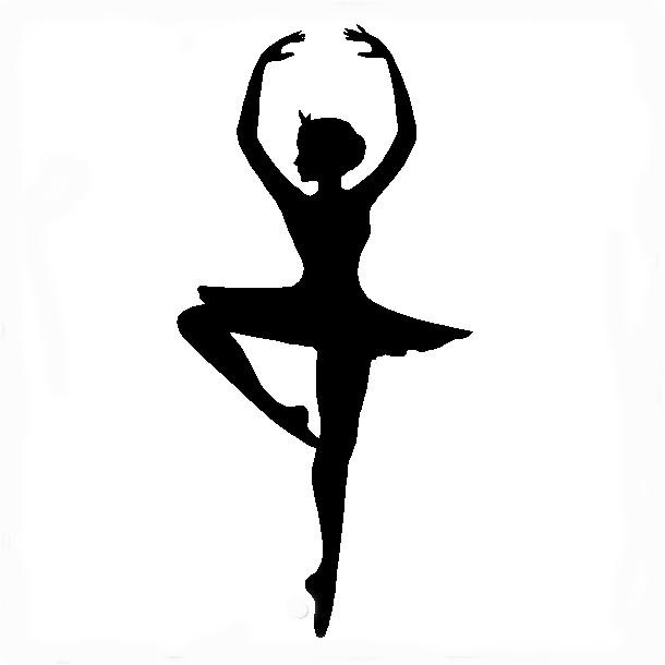 черно белые балет картинки