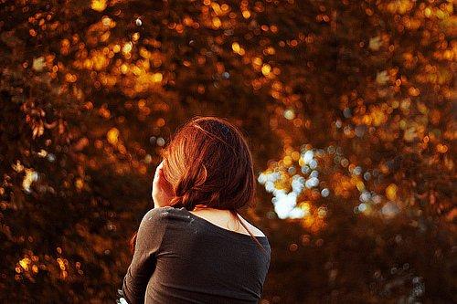 Рыжие девушки на природе осень фото, поймал в лифте и поимел