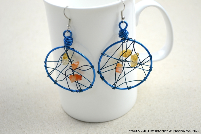 Unique-handmade-jewelry-diy-dreamcatcher-earrings-with-simple-steps (700x466, 195Kb)
