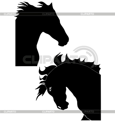 3235052-set-of-silhouettes-of-horse (380x400, 37Kb)