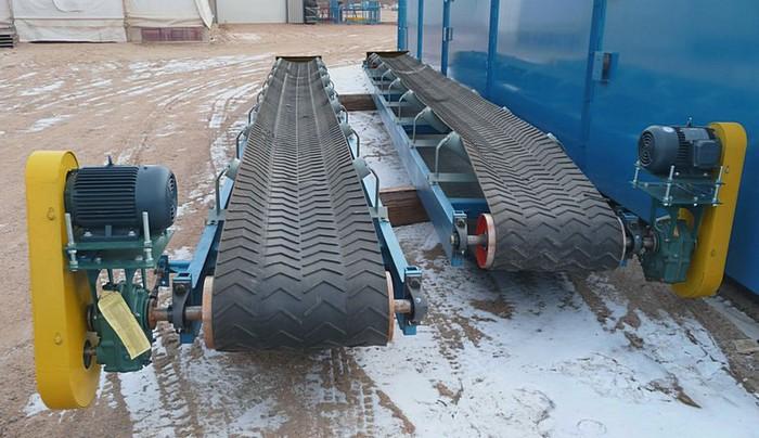 Из чего можно сделать ленту для транспортера конвейер тойоты