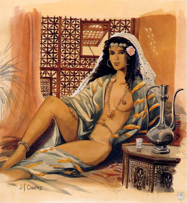 Рисунки эротики онлайн