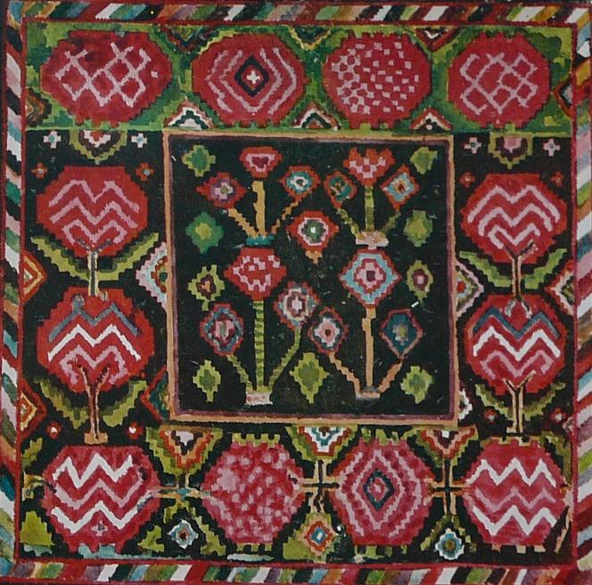 ткачество тюменских ковров картинки страны также активно