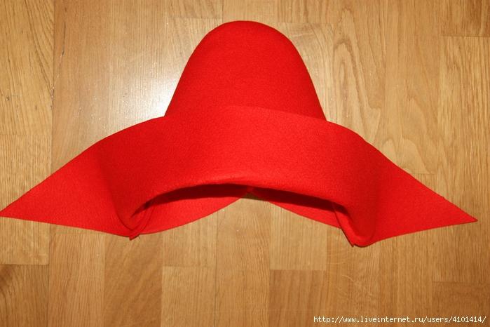 Накидка как у красной шапочки выкройка
