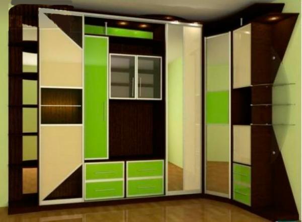 Дизайн шкафа идеи и фото. Самые новые тренды в дизайне шкафов