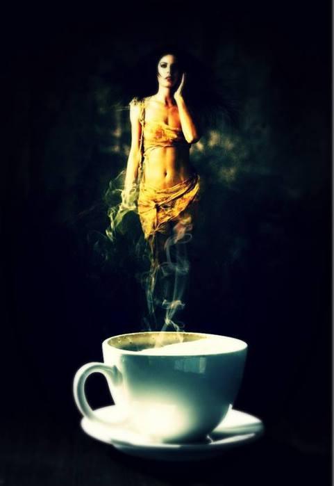 душа кофе