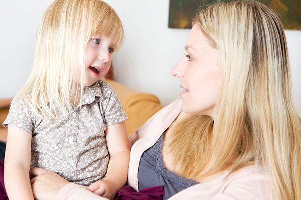 Как правильно общаться с ребенком