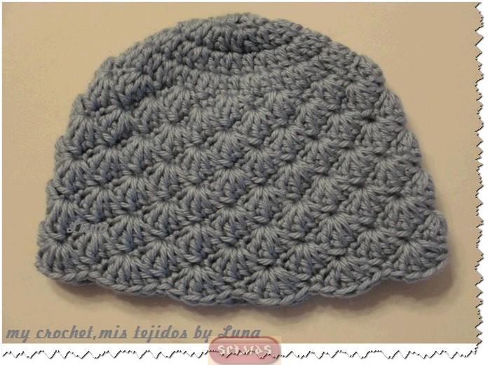 Мастер класс вязания шляпки крючком 3