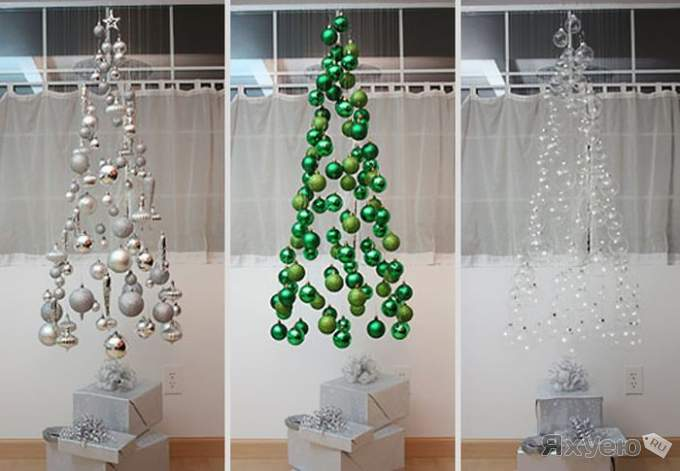 Такие разные новогодние елки - Познай Мир