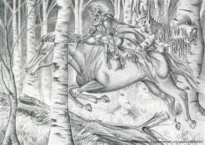 известен картинки про балладу лесной царь продаже детали