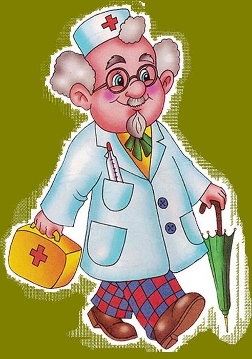 Открытки с доктором айболитом