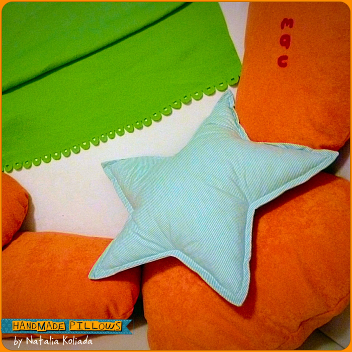 Подушка звезда своими руками Высоцкая Life