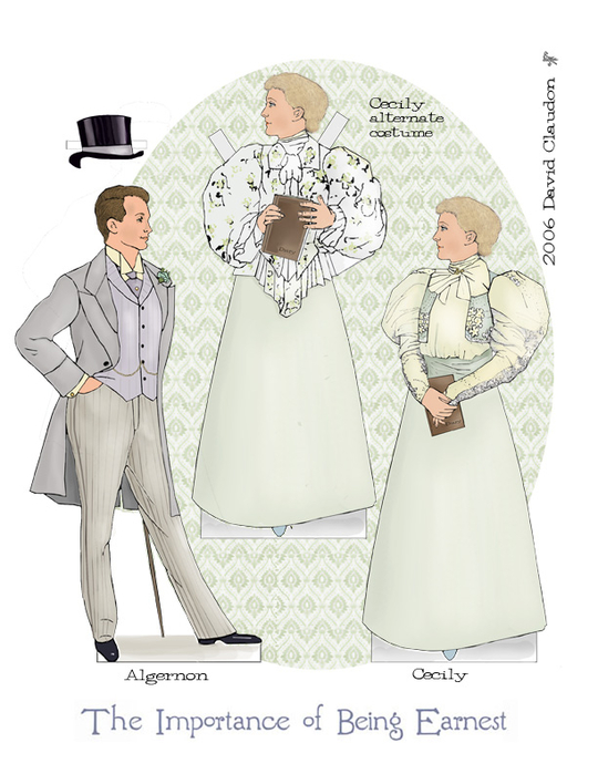 critical essays importance of being earnest Wilde's masterpiece, the importance of being earnest, may be the best play of the 19th century it's so good that its relentless, polished wit can withstand not only inept school productions, but even oliver parker's movie adaptation.