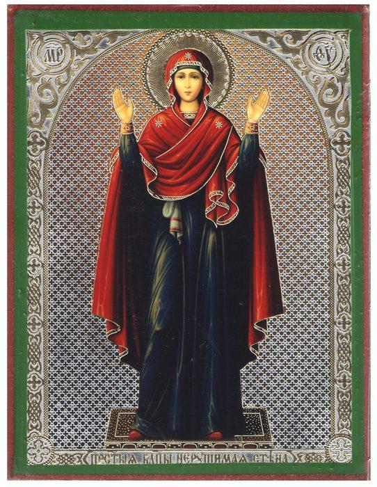 Картинки по запросу Церковь чтит икону Божией Матери «Нерушимая стена»