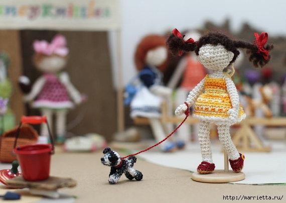 Миниатюрные игрушки амигуруми от FancyKnittles (33) (570x404, 115Kb)