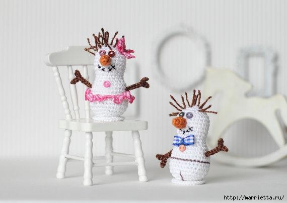 Миниатюрные игрушки амигуруми от FancyKnittles (43) (570x404, 80Kb)