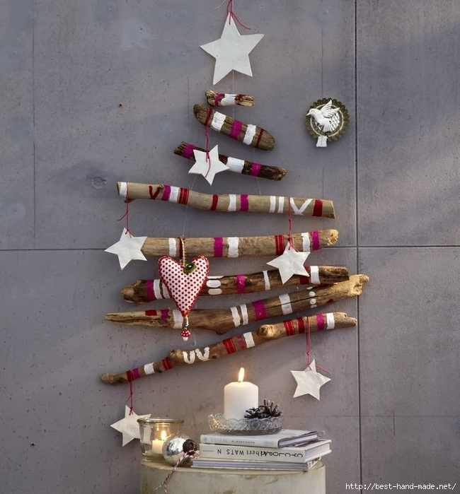 last-minute-diy-christmas-decorations-wooden-sticks-wall-christmas-tree (650x699, 276Kb)